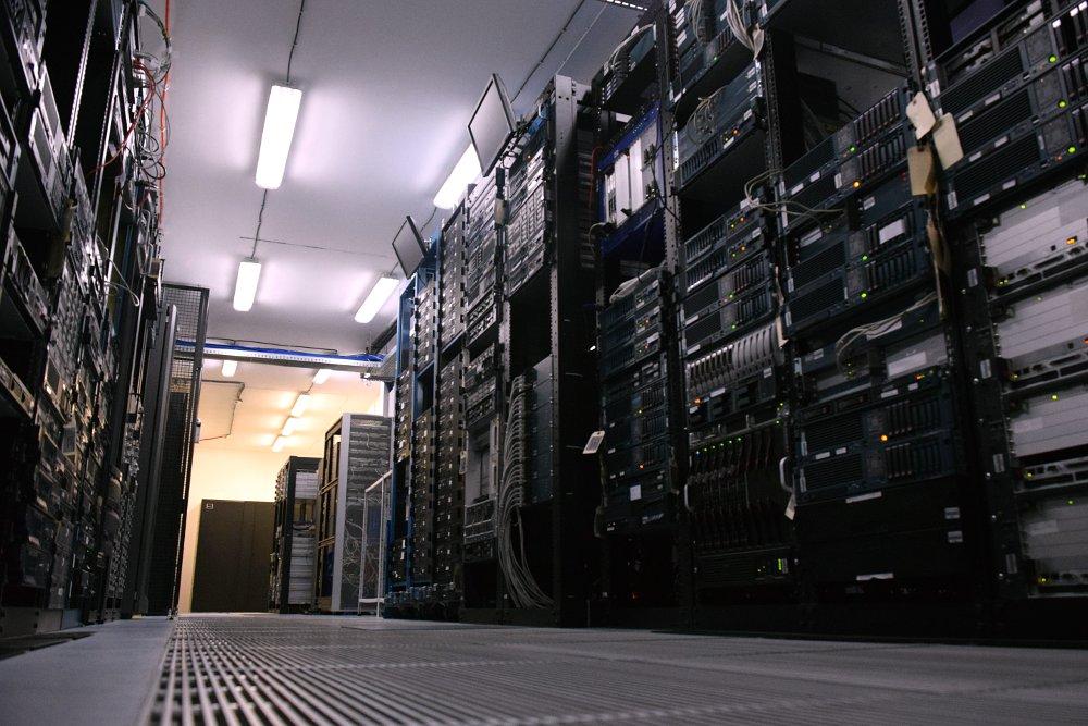 Jedna od neverovatnih PSTech server sala