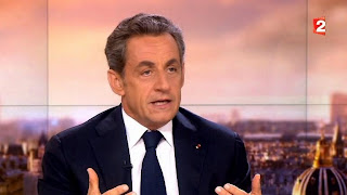 Intervention de Nicolas Sarkozy sur France 2