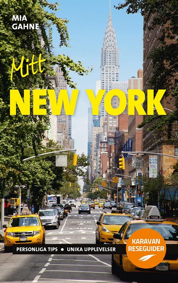 Här är vinnarna i tävlingen om guideboken Mitt New York!
