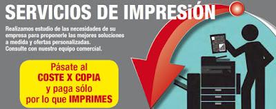 Copistería en Esplugues de LLobregat, Servicio de impresión en Esplugues de Llobregat.