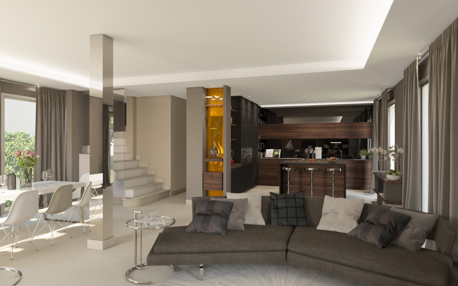 Gc architecture int rieure maison c3 r novation image for Renovation cuisine 3d