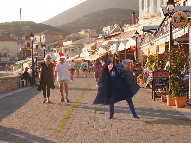 Ha haa in Parga