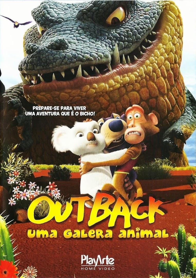 Outback: Uma Galera Animal – Dublado (2012)
