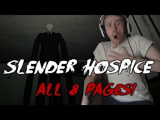 Horror Game Slender 3 Hospice (PC Game/ENG) Full Version