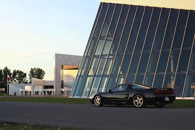 Acura Honda NSX Black