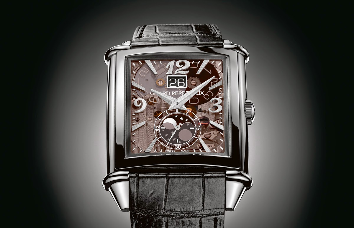 Girard-Perregaux - Vintage 1945 Large Date, Moon-Phases