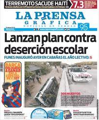 La Prensa Gráfica.