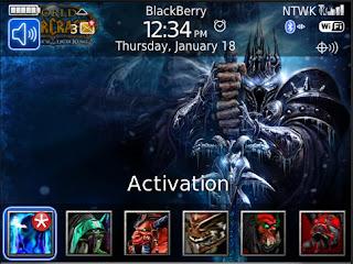 blackberry bold 9700 free dota scourge theme blackberry bold