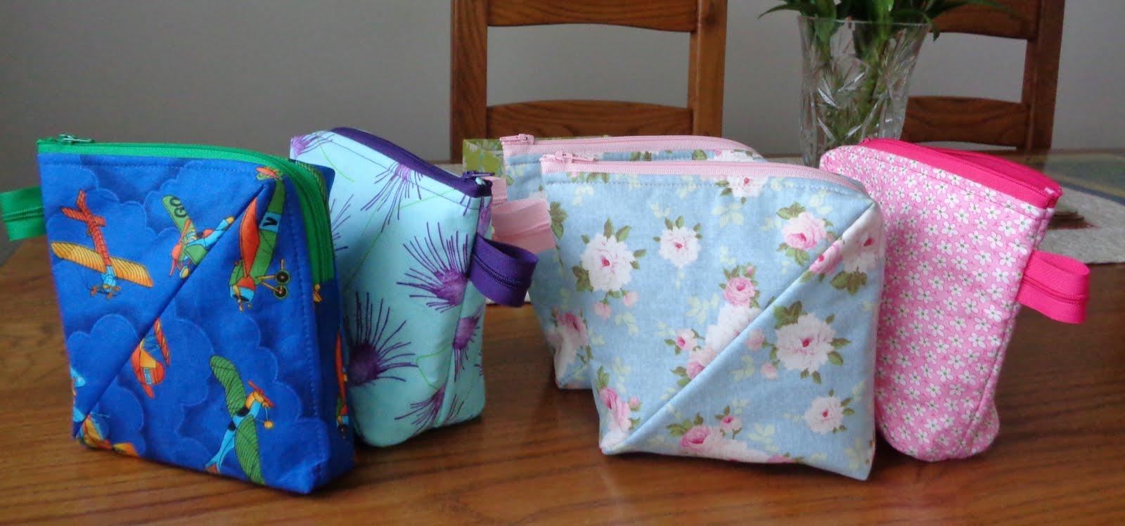 Bendy Bags... This week