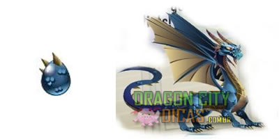 Dragão Azul
