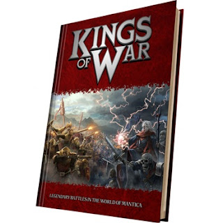 Mantic Games - Free Kings of War 2nd Edition Rules & Preview