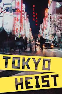 Tokyo Heist Diana Renn book cover