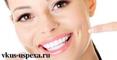 Что из себя представляет фото отбеливание зубов
