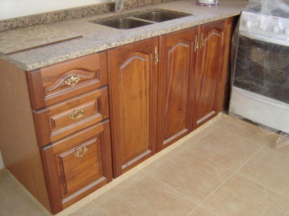 Muebles gamdino cocinas integrales for Ver muebles de cocina de madera