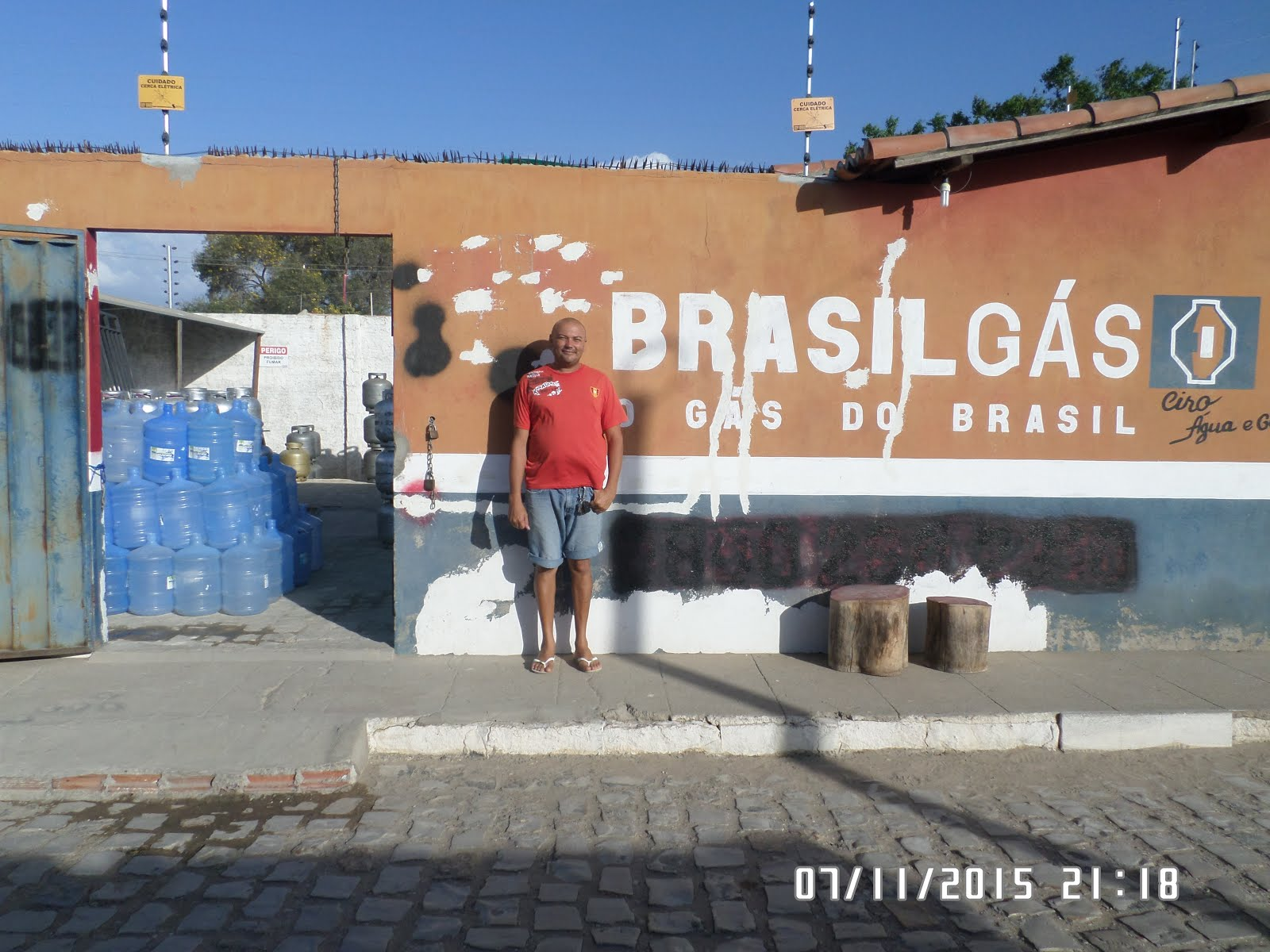 CIRO CARVÃO, ÁGUA, GÁS E GELO
