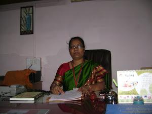 PRINCIPAL -                                                            Dr.(Mrs.) Anita Manna