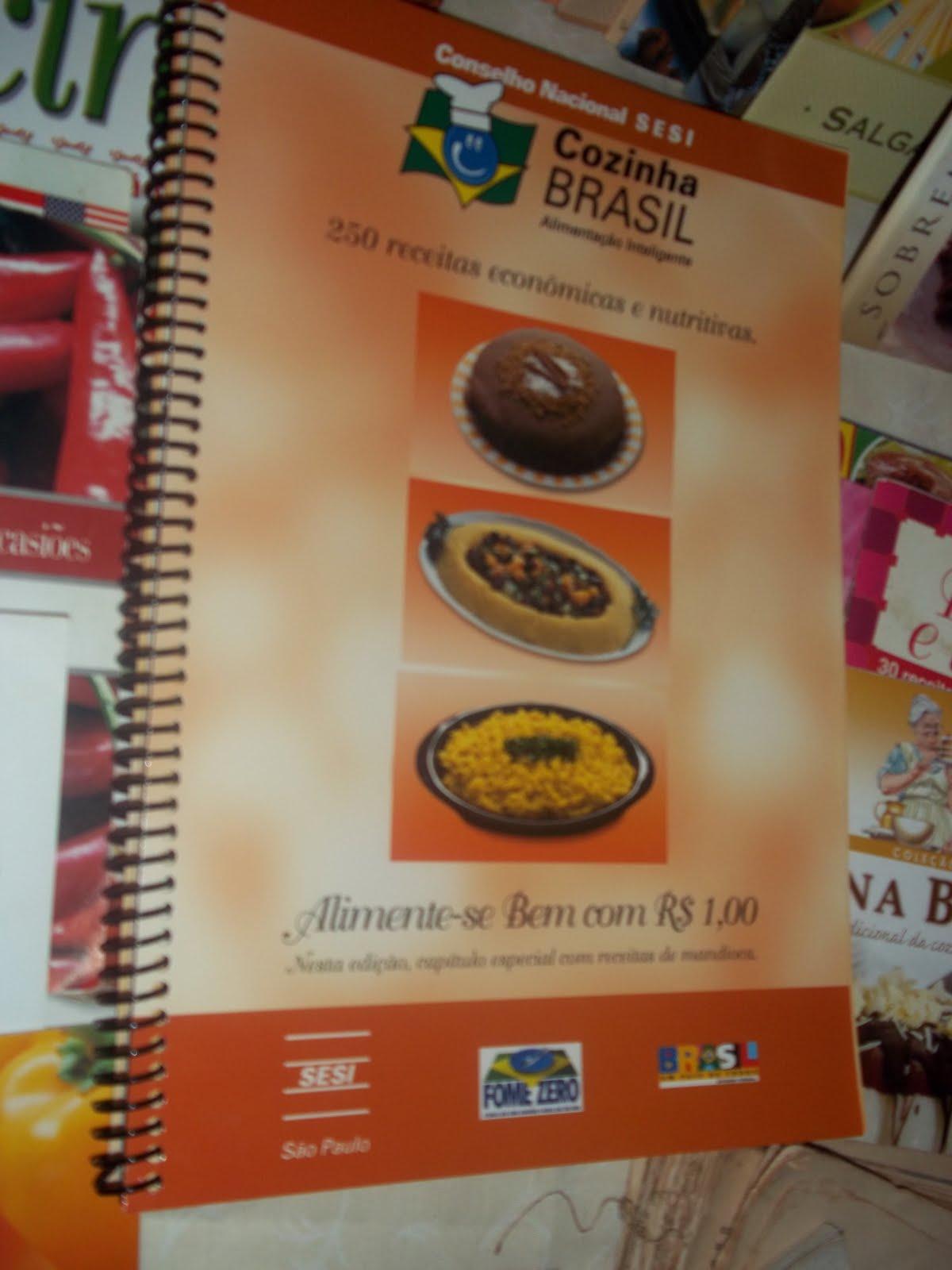 EU ADORO ..receitinhas.: O Projeto Cozinha Brasil  #AD481E 1200 1600
