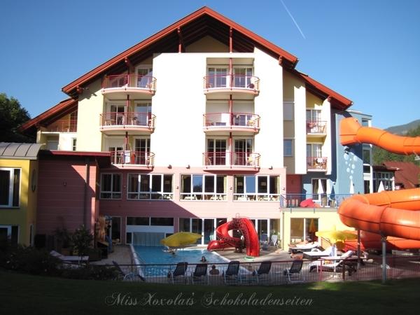 1. Baby- und Kinderhotel