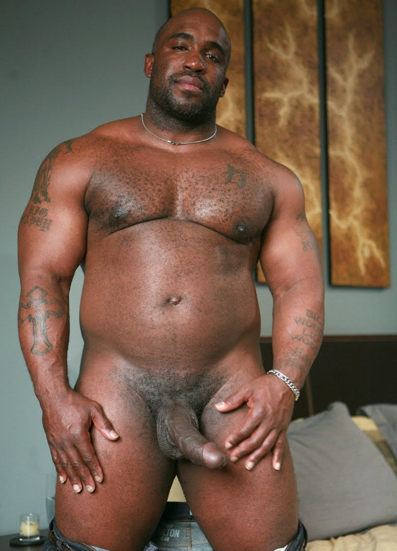 naked black men with big dicks