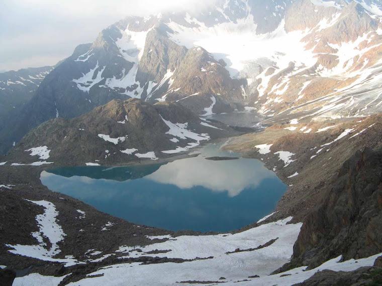 Val Ridanna Lago Bicchiere