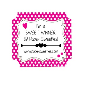 Paper Sweeties December Pick