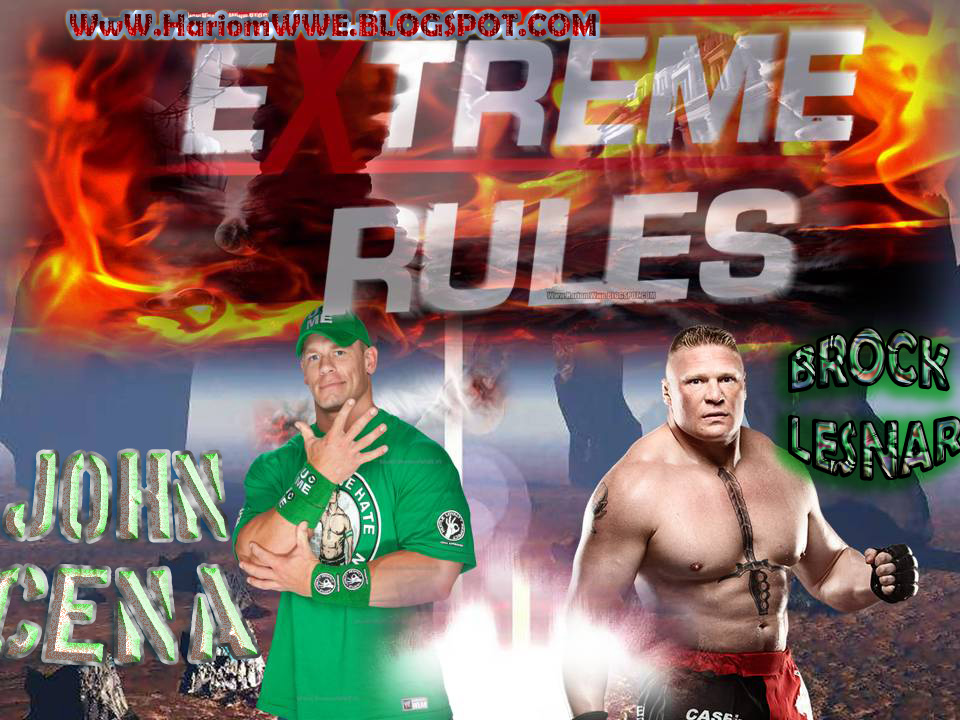 Wwe Superstars 2013 Extreme Rules 2012