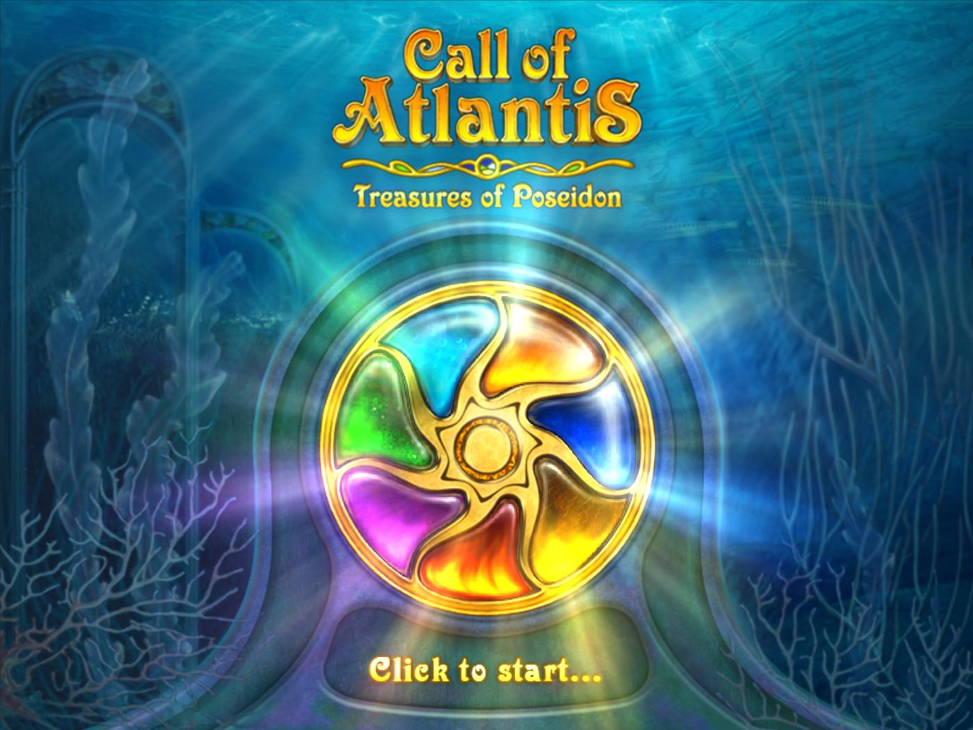 Call of Atlantis Treasures of Poseidon PC Game