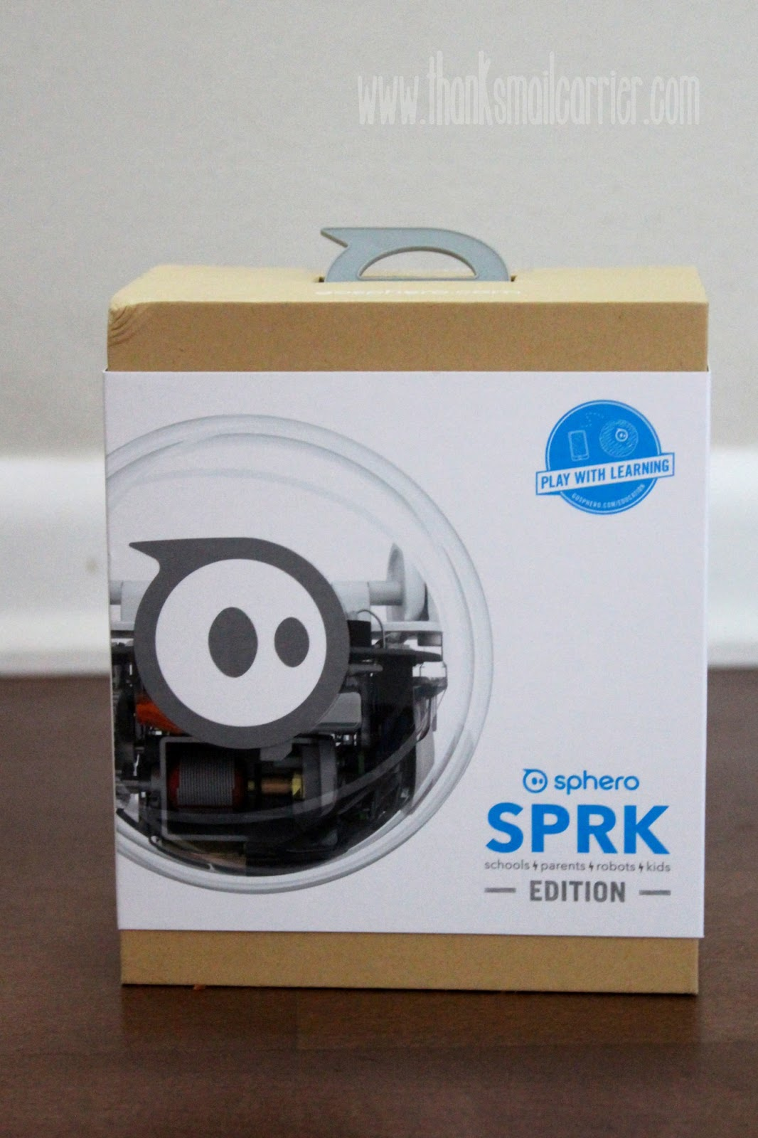 Sphero SPRK box