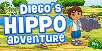 Приключения Диего и бегемота | Diego Hippo Adventure