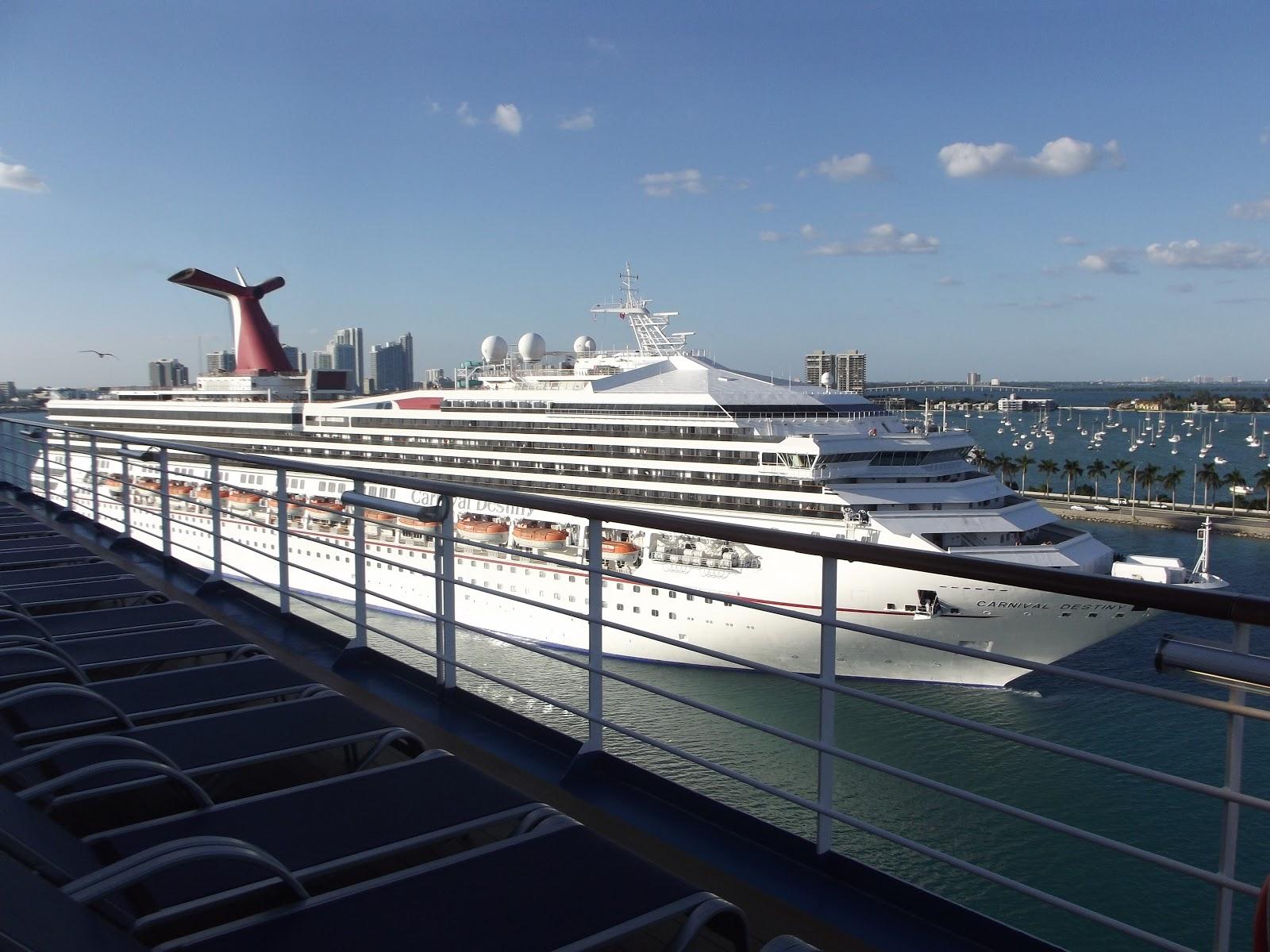 Cruise Addict Junkie  Carnival Breeze Nov 2012