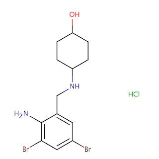 Download struktur kimia obat ambroxol ambroksol