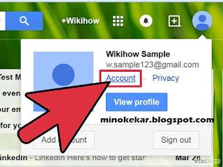 Gmail Account ေတြကို 2 Step ခံနည္းေလးပါ...