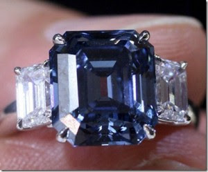 Blue Diamond by Sotheby's