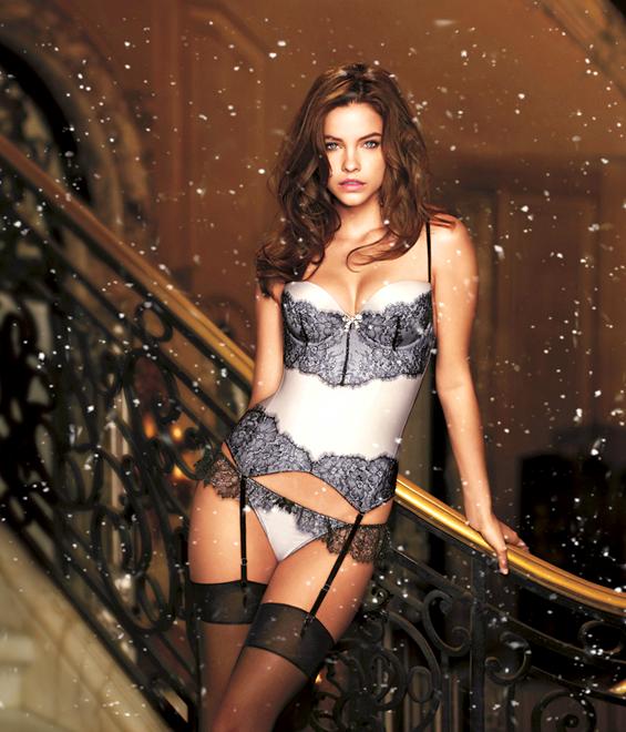 Barbara Palvin Victoria Secret Holiday wallpapers 4K Ultra  - barbara palvin victoria secret holiday wallpapers