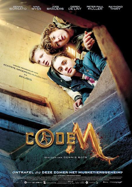 Code M (2015) ταινιες online seires xrysoi greek subs