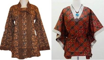 Tips Memilih Model Baju Batik Wanita Gemuk Yang Pas