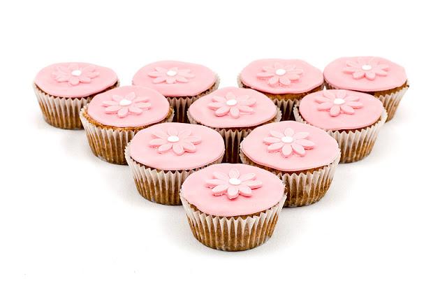 Princeskini kolački vegan Princess muffins shot for recipe