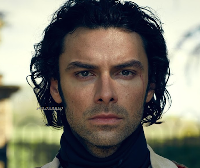 NTA2016 Poldark Aidan Turner National Television Awards