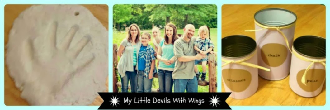 My Little Devils With Wings
