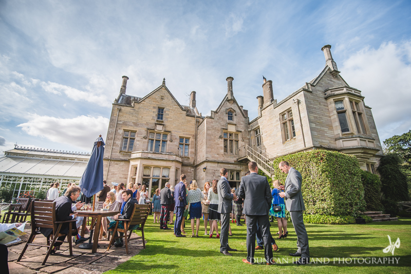 The Roxburghe Hotel Wedding Photography