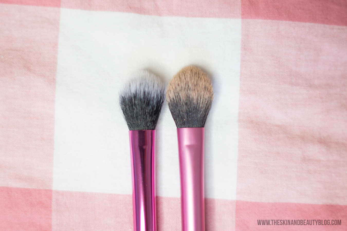 Real Techniques Sculpting Brush Set Review