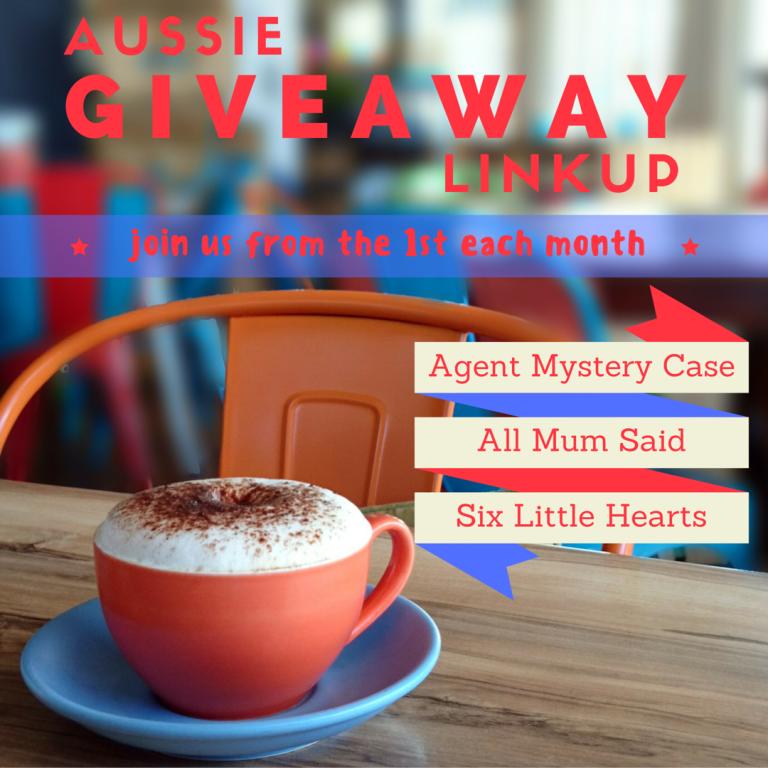 Aussie Giveaway Linkup