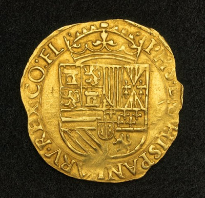 Real d'or Spain Gold Coin