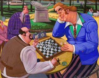 Le swindle ou arnaque aux échecs