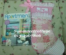 Giant stocking dgn wording bersulam, RM50