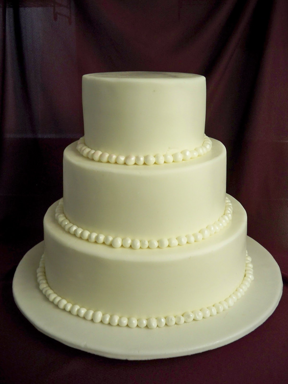 3 Tier Wedding Cake Tyler Living - 3 Tier Wedding Cakes