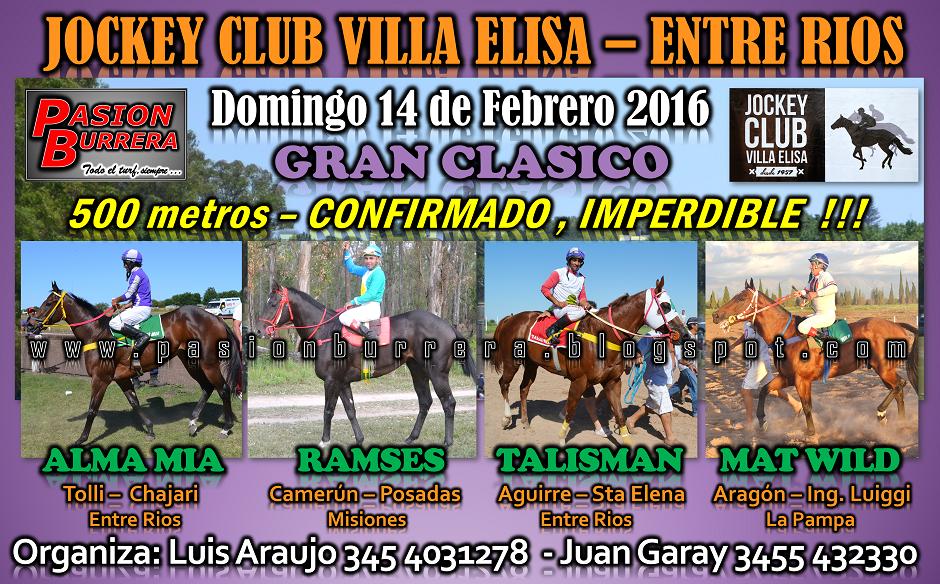 VILLA ELISA - 14 - 500