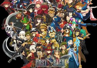 Cheat Ls Lost Saga 14 Agustus 2012