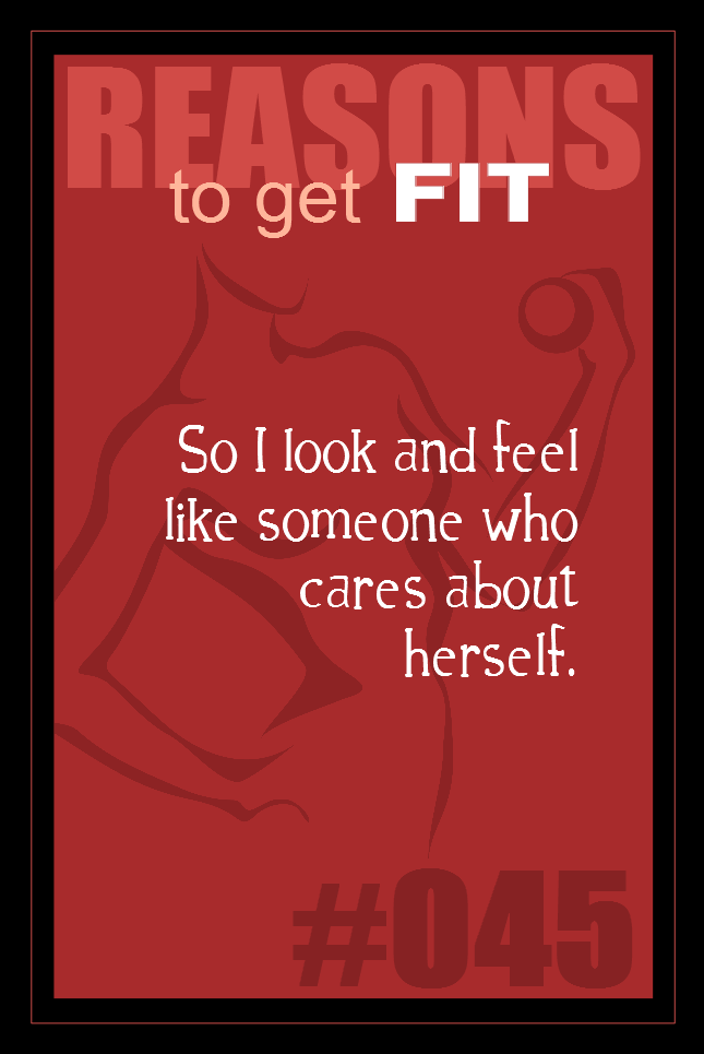 365 Reasons to Get Fit #045