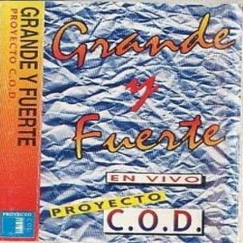 Proyecto C.O.D.-Grande y Fuerte-